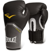 Everlast Pro Style Elite Gloves Black