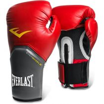 Everlast Pro Style Elite Gloves Red