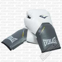 Everlast Pro Style Elite Gloves White