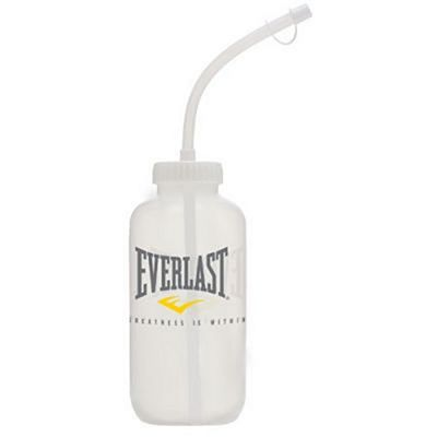 Everlast Pro Style Water Bottle White