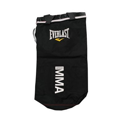 Everlast Punch Bag Polycanvas MMA Empty Fekete