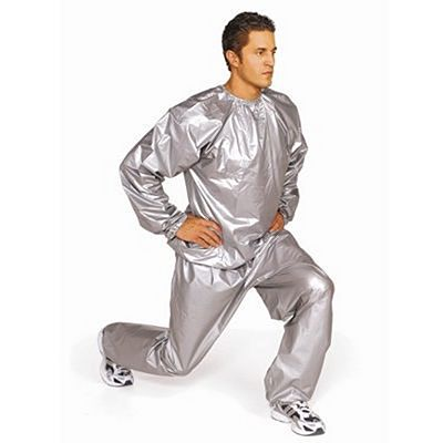 Everlast Sauna Suit Grey