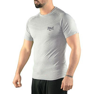 Everlast Seamless Rashguard Grey