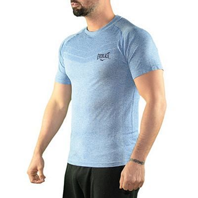 Everlast Seamless Rashguard Light Blue