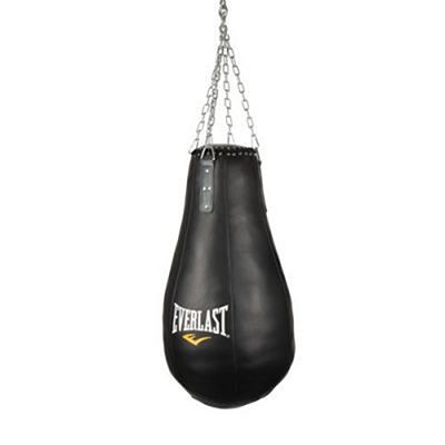 Everlast Tear Drop Heavy Bag Black