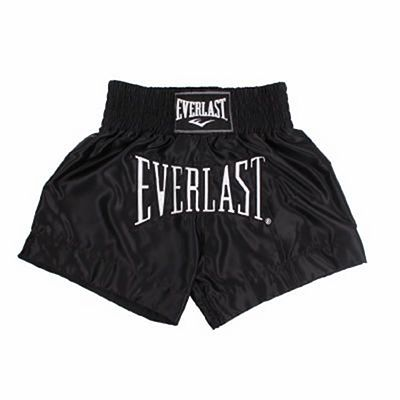 Everlast Thai Boxing Shorts Nero