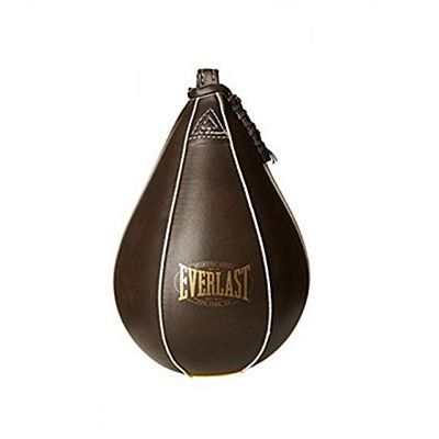 Everlast Vintage Style Speed Bag Marrom
