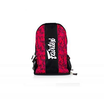 Fairtex Backpack Camo Svart-Röd