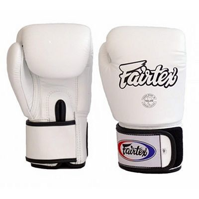 Fairtex BGV1 Boxing Gloves Bianco