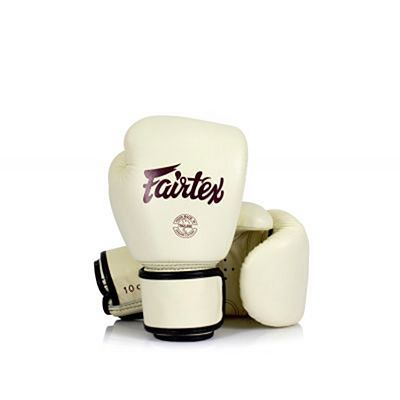 Fairtex BGV16 Boxing Gloves Bianco