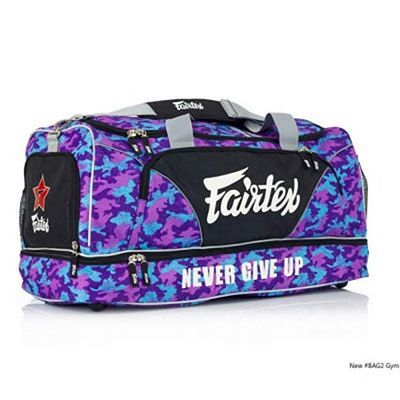 Fairtex Gym Bag Purple