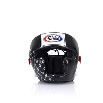 Fairtex Super Sparring Headgear HG10 Svart