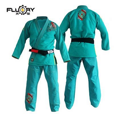 Fluory BJJF20 Green