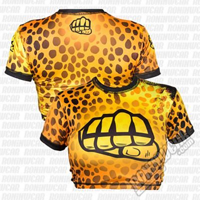 Formma Belly Shirt Panther Giallo