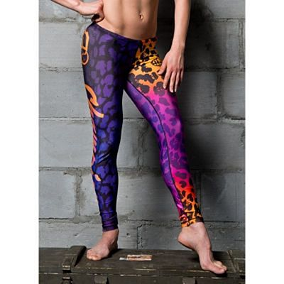 Formma Champion Leggings Morado