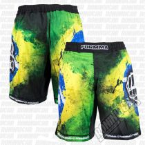 Formma Fight Shorts Christus Brazil