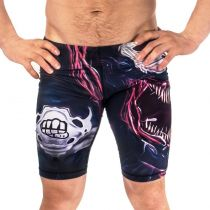 Formma Gym Shorts Nightmare Azul Marino