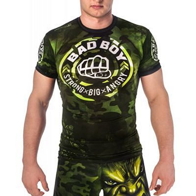 Formma Rashguard Bad Boy Zöld