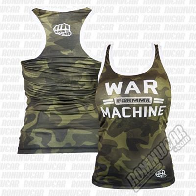 Formma Tank Top War Machine Vert