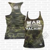 Formma Tank Top War Machine Grün