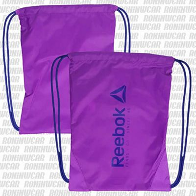 Reebok Foundation Gymsack Purple