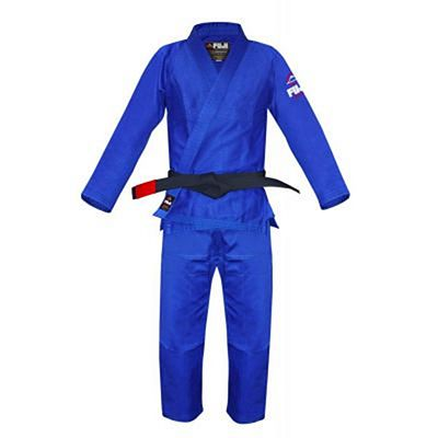 Fuji All Around BJJ Kimono Bleu