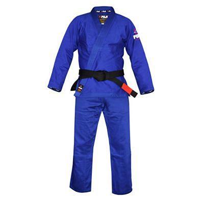 Fuji Lightweight BJJ Gi Blau