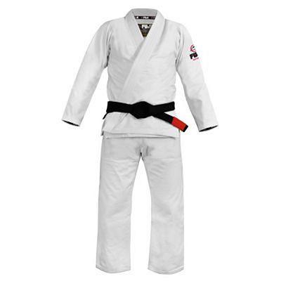 Fuji Lightweight BJJ Gi Valkoinen