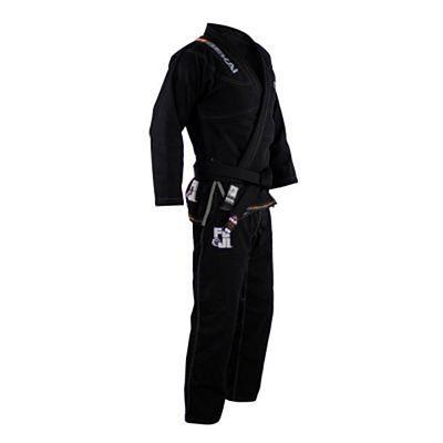 Fuji Sekai V2 BJJ Gi Black