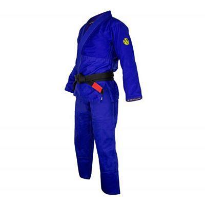 Fuji Xande Ribeiro Classic Performance BJJ Gi Blue