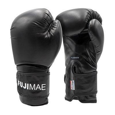 FUJIMAE Advantage Flexskin Boxing Gloves Schwarz