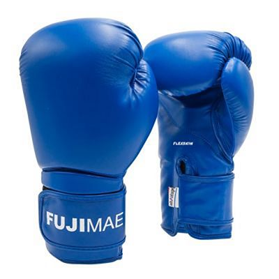 FUJIMAE Advantage Flexskin Boxing Gloves Blue