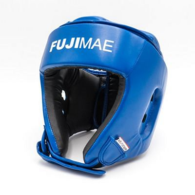 FUJIMAE Advantage Flexskin Open Head Guard Blue