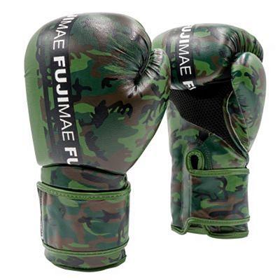 FUJIMAE Advantage Primeskin Boxing Gloves Camo