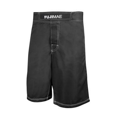 FUJIMAE Basic MMA Shorts Schwarz