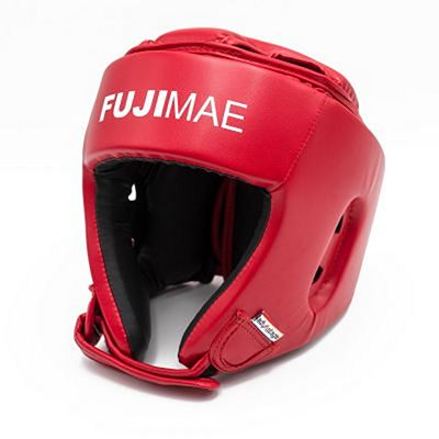 FUJIMAE Casco Abierto Advantage Red