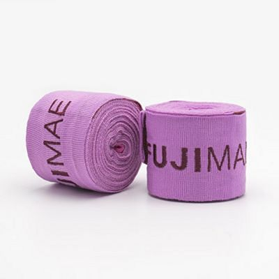 FUJIMAE Colors Hand Wraps 450cm Pink