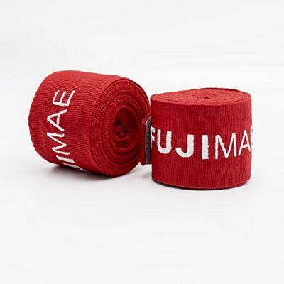 FUJIMAE Colors Hand Wraps 450cm Red