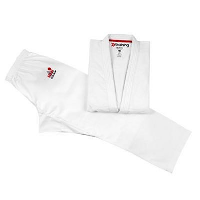 FUJIMAE Judo Gi Training Kids Blanc