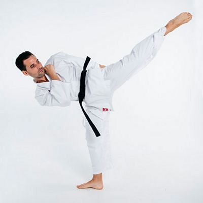 FUJIMAE Karate Gi Training Lite Blanco