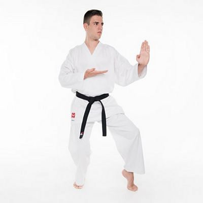 FUJIMAE Karate Gi Training Blanco