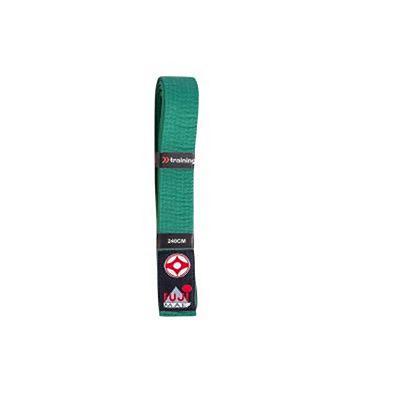 FUJIMAE Karate Kyokushin Belt Green
