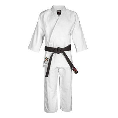 FUJIMAE Katsu Judo Gi White
