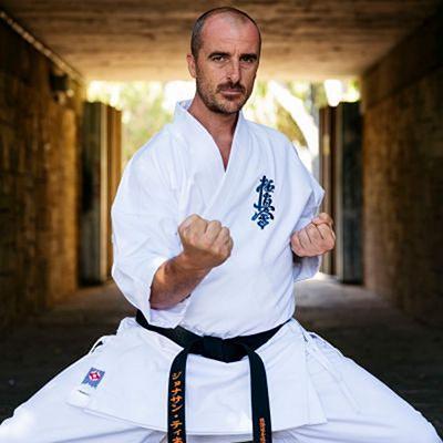 FUJIMAE Kyokushin Yantsu Karate Gi Branco