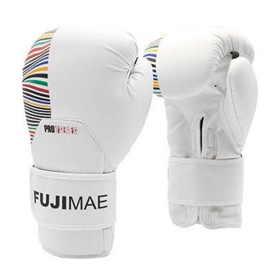 FUJIMAE ProSeries 2.0 Primeskin Boxing Glove White