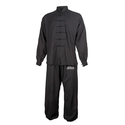FUJIMAE Qïng Tai Chi Uniform Black