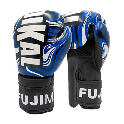 FUJIMAE Radikal 3.0 Boxing Gloves Blue-White