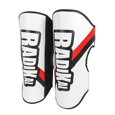 FUJIMAE Radikal Shin Guards White
