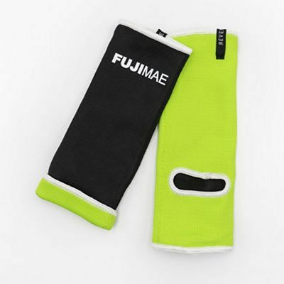FUJIMAE Reversible Ankle Supports Noir-Vert