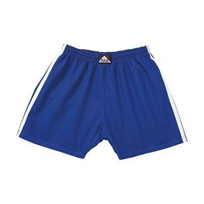 FUJIMAE Sambo Shorts Blau